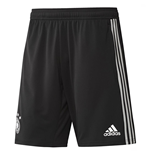 Pantaloncini Short Germania calcio 2018-2019 (Nero)