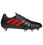 All Blacks Kakari Sg NERO-ROSSO Scarpa Rugby