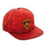 Guardians Of The Galaxy - Logo Red (Cappellino)