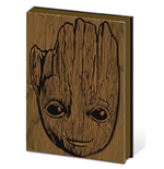 Guardians Of The Galaxy Vol. 2 (Groot) (Quaderno Premium A5)