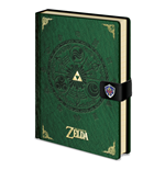 Legend Of Zelda - Legend Of Zelda (Quaderno A5)