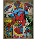 Marvel Comics - Spider-Man Retro (Mini Poster 40X50 Cm)