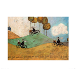 Sam Toft (Just One More Hill) (Stampa 40X50)