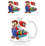 Super Mario Odyssey (Mario With Cappy) (Tazza)