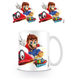 Super Mario Odyssey (Cappy Throw) (Tazza)