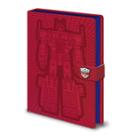Transformers G1 - Optimus Prime (Quaderno A5)
