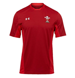 Maglia Galles rugby 2018-2019 (Rosso)