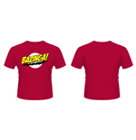 Big Bang Theory (THE) - Bazinga (T-SHIRT Unisex )