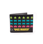Space Invaders - Retro In Game Characters Bifold (Portafoglio)
