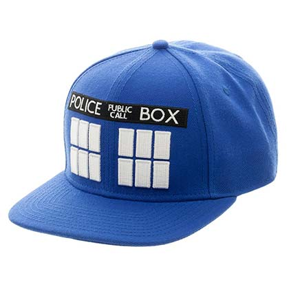 Cappellino Doctor Who