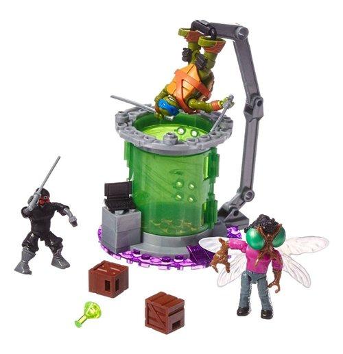 Lego e megabloks tartarughe ninja 292385 per soli 13 99 for Lago tartarughe