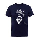 T-shirt The Notorious B.I.G. BIGGIE CROWN FACE