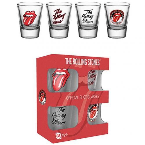 Set Bicchierini The Rolling Stones