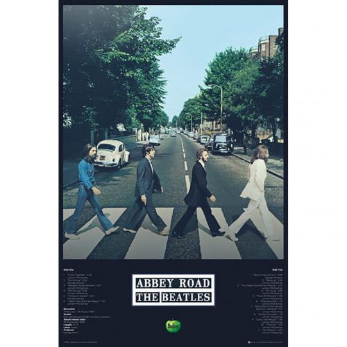Poster The Beatles 292675