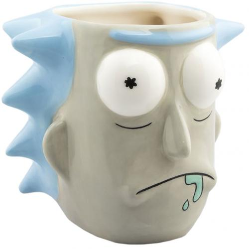 Tazza Rick and Morty