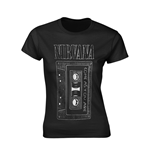 T-shirt Nirvana AS YOU ARE