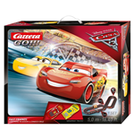 Carrera Slot - Disney/Pixar Cars 3 - Fast Friends Go!!! Sets