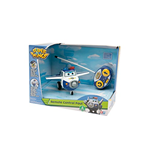 Super Wings - Paul Con Radiocomando, Luci E Suoni