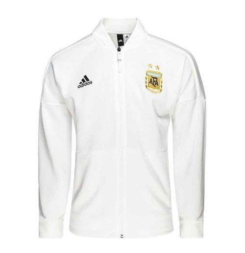 Giacca Argentina Calcio 2018 2019 (Bianco)