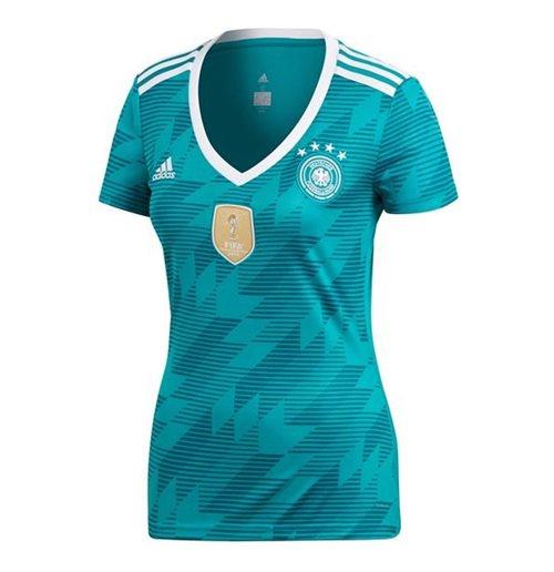 Maglia 2018/19 Germania calcio 2018-2019 Away da donna
