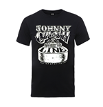 T-shirt Johnny Cash WALK THE LINE