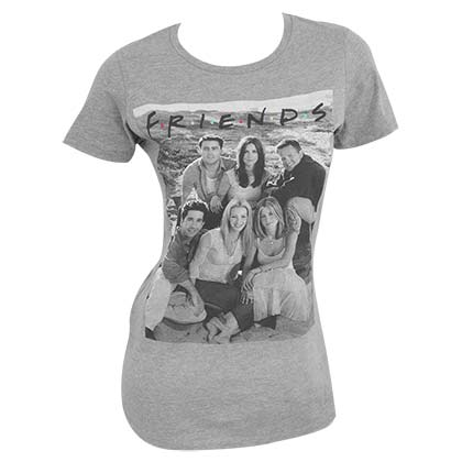 T-shirt Friends da donna