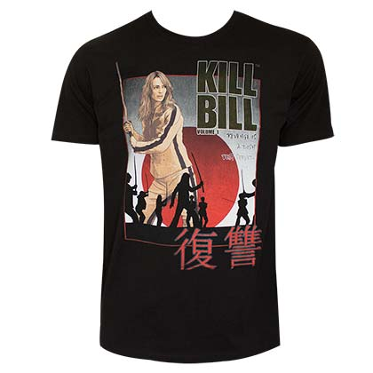 T-shirt Kill Bill da uomo
