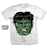 T-shirt Hulk Big Head Distressed