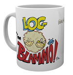 Ren & Stimpy - Log (Tazza)