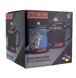 Super Mario World Heat Change Mug (Tazza Termosensibile)
