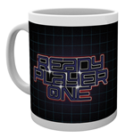 Ready Player One - Logo (Tazza)