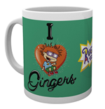 Rugrats - I Love Gingers (Tazza)