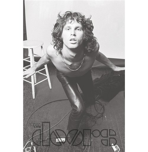 The Doors - Jim (Poster Maxi 61X91,5 Cm)