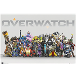 Overwatch - Anniversary Line Up (Poster Maxi 61x91,5 Cm)