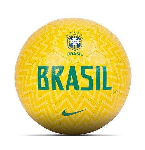 pallone calcio brasile calcio 2018 2019 giallo per soli