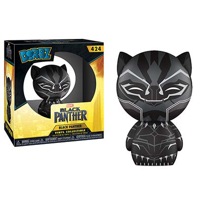 Action figure Black Panther