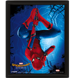 Spider-Man Homecoming - Hang (Poster Lenticolare 3D)