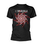 T-shirt Converge SNAKES