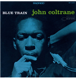 Vinile John Coltrane - Blue Train [Lt Ed Red Vinyl]