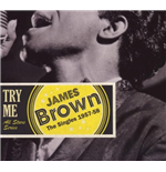 Vinile James Brown - Try Me (Purple Vinyl + Cd)