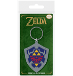 Legend Of Zelda (Hylian Shield (Portachiavi)