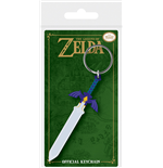Legend Of Zelda (The) - Master Sword (Portachiavi)