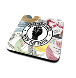 Northern Soul Labels (Sottobicchiere)
