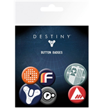Destiny - Mix (Badge Pack)