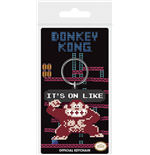 Donkey Kong - It's On Like (Portachiavi)