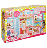 Mattel DVV47 - Barbie - Estate - Casa Componibile