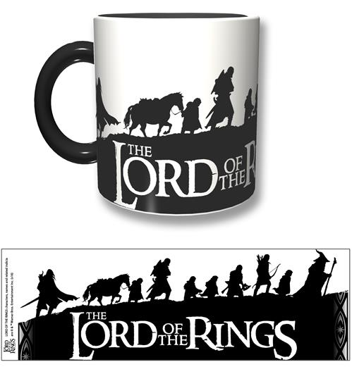 Tazza Fellowship Of The Ring
