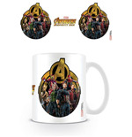Tazza Agente Speciale - The Avengers 294823