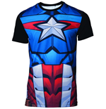 T-shirt Captain America 294942