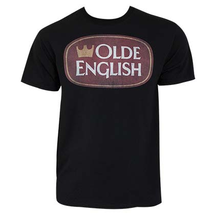 T-shirt Olde English 800 da uomo